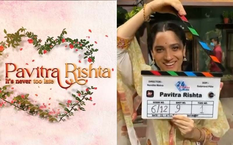 Pavitra Rishta 2: Ankita Lokhande Treats Fans With The First TEASER Of The Popular Show; Says 'Some Stories Make You Believe In Love'