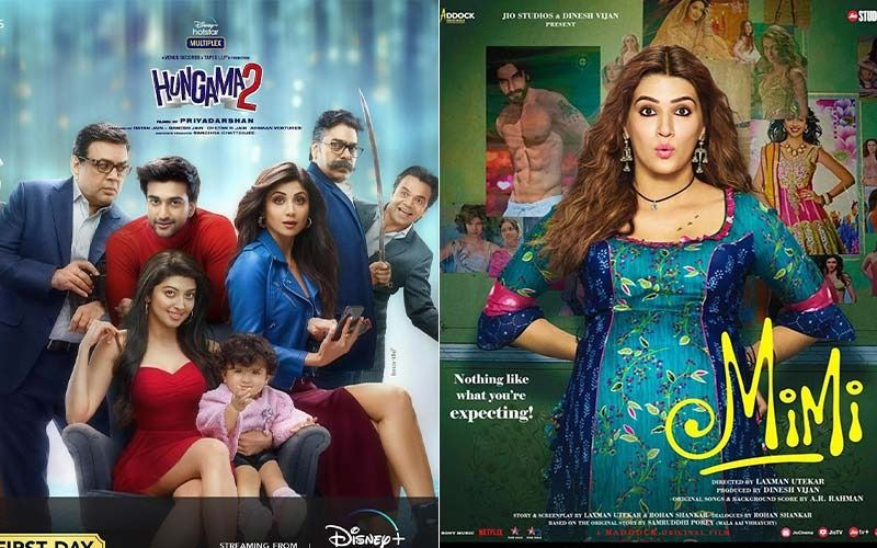 From Kriti Sanon's Mimi To Shilpa Shetty-Paresh Rawal's Hungama 2, Check Out Our List Of 'Must-Watch On OTT