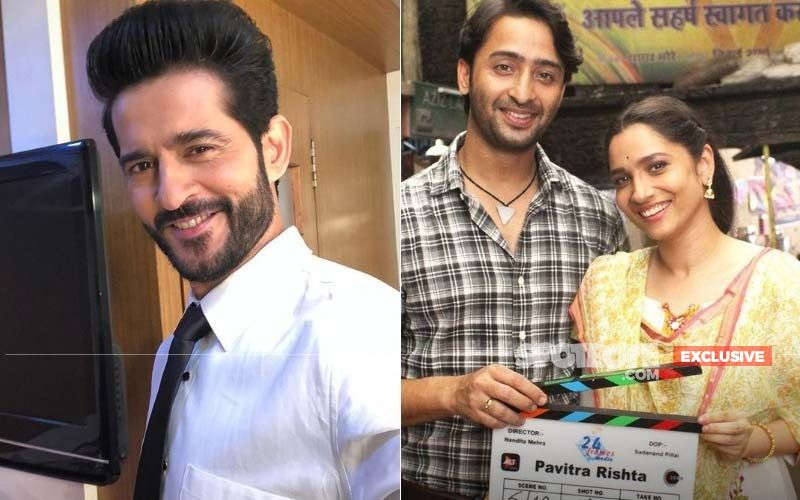 Pavitra Rishta 2: 'Elated' Hiten Tejwani Sends Blessings And Good Wishes To Ankita Lokhande And Shaheer Sheikh, Says 'The Show Will Be A Mega Hit'-EXCLUSIVE