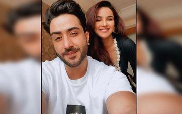 Aly Goni Channels His Inner Poet As He Drops A Monochrome Photo; Ladylove Jasmin Bhasin Says 'Uff Kya Ada Kya Jalwa Hai'