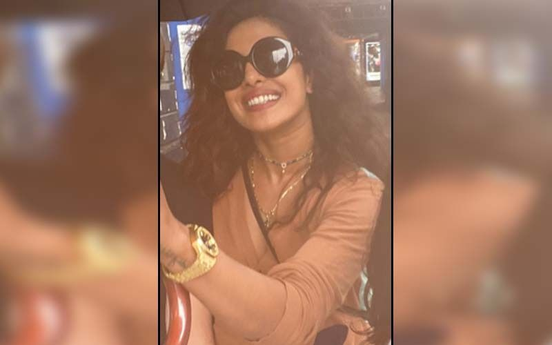Priyanka Chopra Shares A Sneek Peek Into Her London Diaries As She Chronicles Her Summer With Pups And Friends-See Photo Album