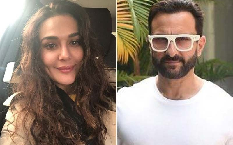 Saif Ali Khan's Cheeky Text To Preity Zinta While She Was Experiencing A Near-Death Experience In 2004 Tsunami Will Leave You In Splits