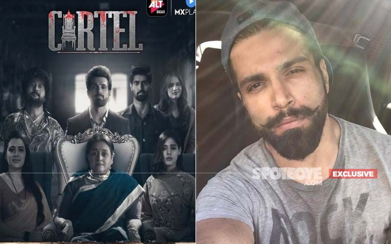 Rithvik Dhanjani Feels Blessed To Have Worked With Supriya Pathak in Ekta Kapoor's Web Series 'Cartel'; Says 'Waiting To Take Her On A Coffee Date'--EXCLUSIVE