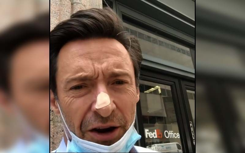 Hugh Jackman Undergoes Skin Biopsy On His Nose For Possible Cancer Scare; Actor Lays Emphasis On Wearing Sunscreen- WATCH