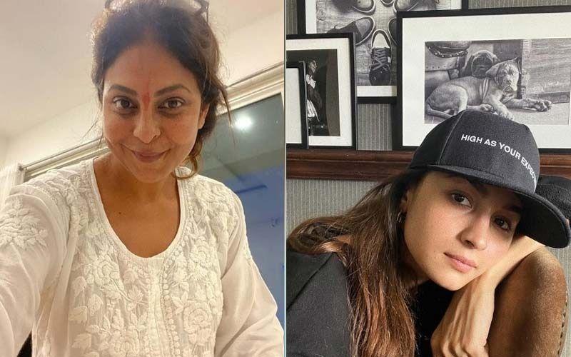 Shefali Shah Emotionally Hugs And Kisses Alia Bhatt As She Wraps Up Darlings Shoot; Says, 'Nothing Prepares Me For Goodbyes'