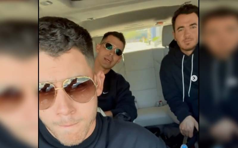 Nick, Kevin And Joe Jonas Feel 'Honored' With Their Group's Anthemic 'Remember This' Being Included In The Tokyo Olympic 2020 Closing Ceremony—See Posts