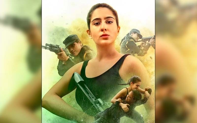Sara Ali Khan's Fierce Avatar In Mission Frontline Will Leave You All Excited; Episode To Premiere On THIS Date -Find Out
