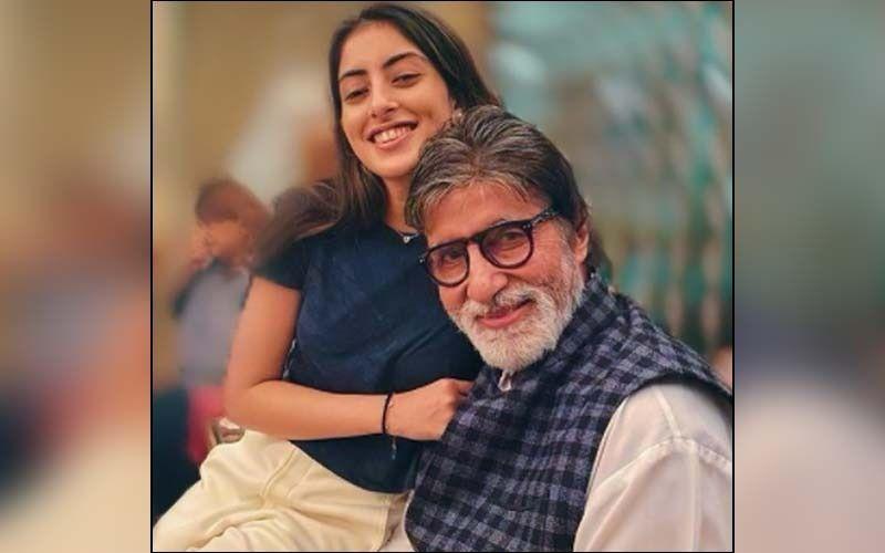 Navya Naveli Nanda Gives A 'Sri Lankan Twist' To THIS Song From Her Grandfather Amitabh Bachchan's Film 'Kaalia'-WATCH