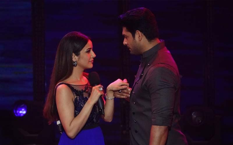 Sidharth Shukla And Shehnaaz Gill Look Madly In Love As They Get Clicked On Dance Deewane 3 Sets; Check Out Photos Of SidNaaz