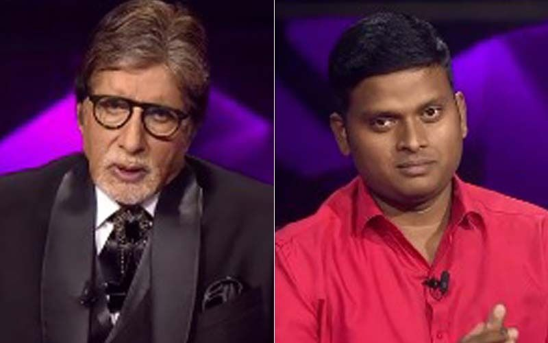 Kaun Banega Crorepati 13: First Contestant Gyaan Raj Reveals WHY He Wasn't Allowed To Touch Amitabh Bachchan's Feet On The Show