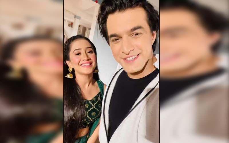 Yeh Rishta Kya Kehlata Hai: 'Upset' Fans Ask Shivangi Joshi to Quit The Show With Mohsin Khan; Say 'No Shivin No YRKKH'-See TWEETS