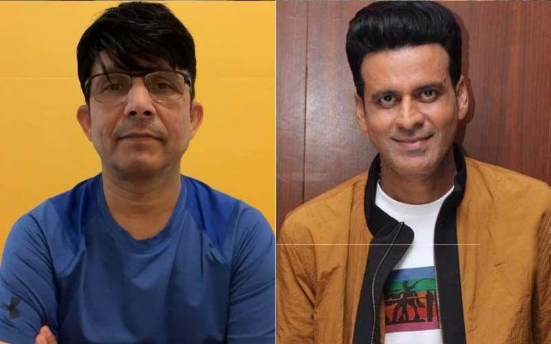 Manoj Bajpayee Files Criminal Defamation Plea Against Kamaal R Khan Over His Derogatory 'Ganjedi' Tweet; Deets INSIDE