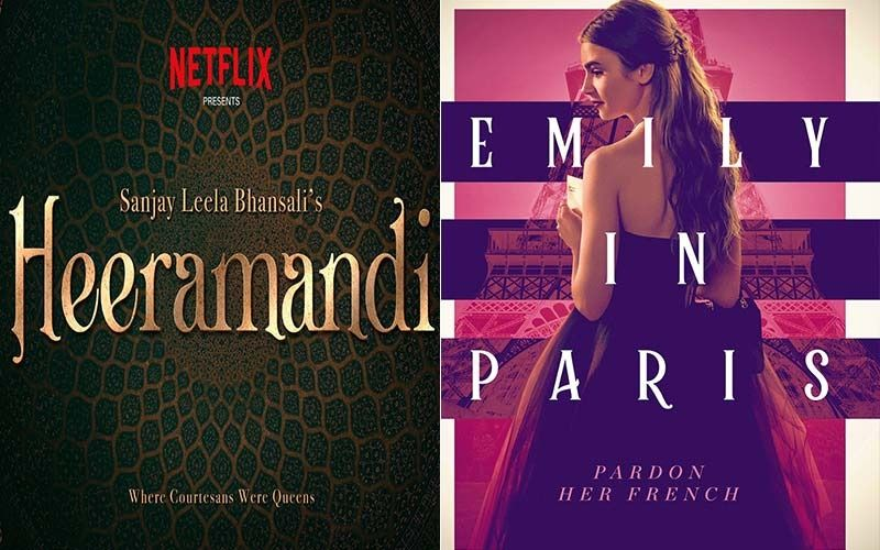 First Look Of Emily in Paris, Heeramandi, La Casa De Papel, Stranger Things, And Others Will Be Unveiled on September 25 Through Netlfix's Global Fan Event 'Tudum'