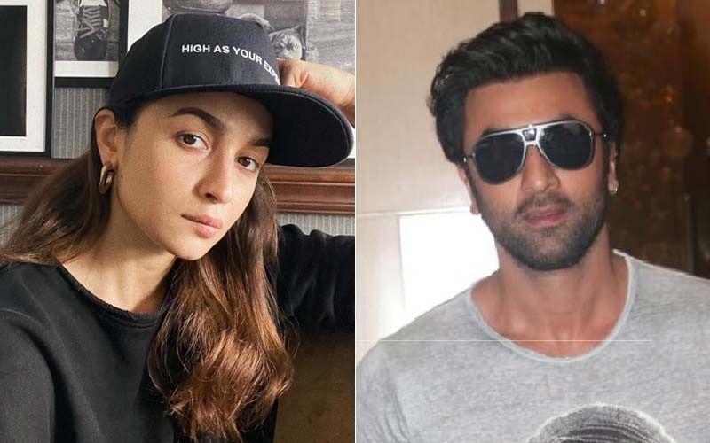 Alia Bhatt Completes Her Airport Look With Boyfriend Ranbir Kapoor's Cap; Paps Tease Her Saying 'RK Wala Look Lag Raha Hai' -WATCH