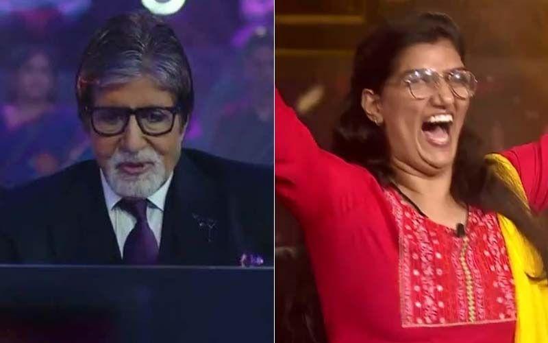 Kaun Banega Crorepati 13 PROMO: Visually Impaired Contestant Himani Bundela Is The First Crorepati Of This Season Of Amitabh Bachchan's Show