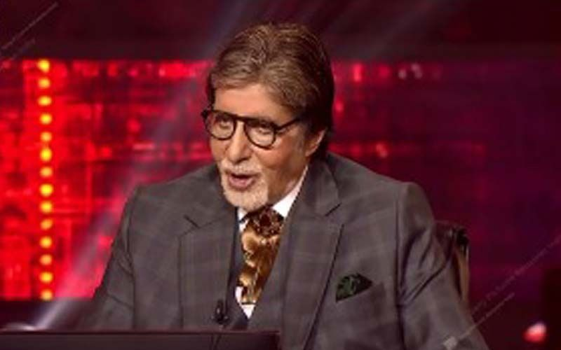 Kaun Banega Crorepati 13: Amitabh Bachchan Fumbles While Pronouncing 'Mucormycosis'; Eventually Says 'Isko Bolte Bolte Insaan Bimar Pad Jaaye'