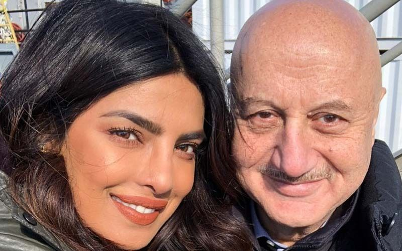 Anupam Kher Enjoys Dinner At Priyanka Chopra's New York Restaurant: 'You Have Given Indians One More Reason To Be Proud Of You'
