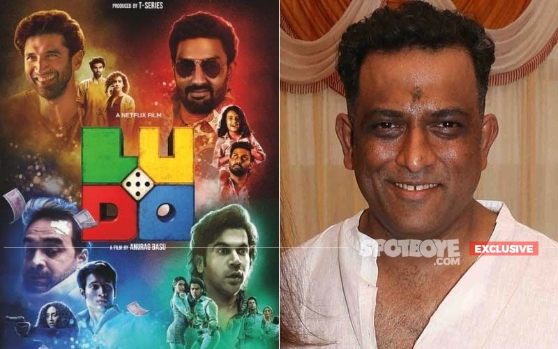 Ludo Director Anurag Basu On Taking The Franchise Forward: 'I Will Surely Do It But Not Immediately'-EXCLUSIVE