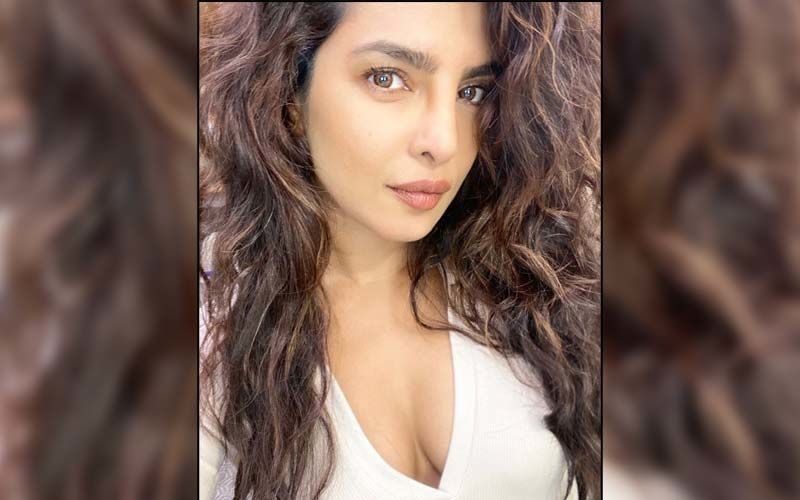 Priyanka Chopra Jonas Flaunts A Mangalsutra, Made For 'Modern Indian Woman', In Latest Photoshoot; Actress Looks Magnificent In Red