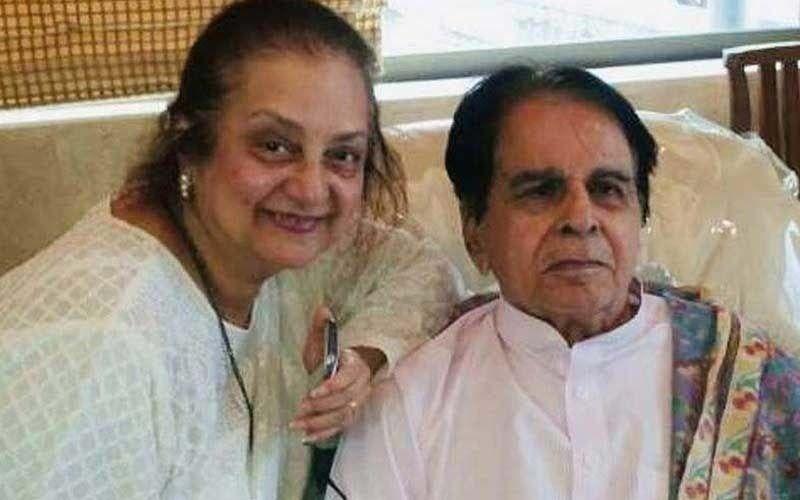 Late Dilip Kumar's Wife And Veteran Actress Saira Banu Hospitalised; Actress Shifted To ICU Ward Today