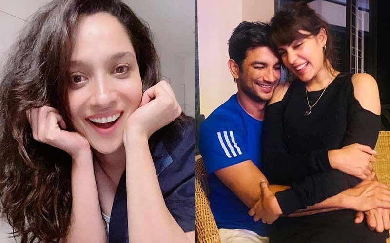 Ankita Lokhande On Sushant Singh Rajput's Relationship With Rhea Chakraborty: 'I Don't Know This Girl, God Bless Her'