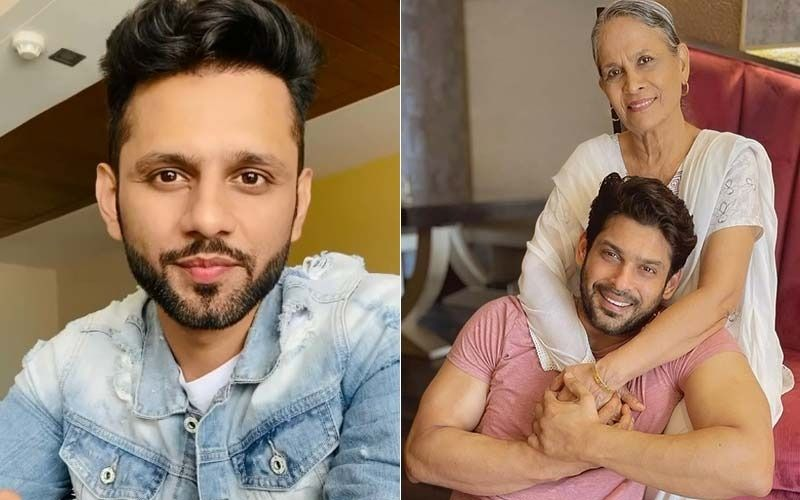Rahul Vaidya Croons Late Sidharth Shukla's Favourite Song At His Gig; Drops A Video Recalling Sid's 40th B'day Celebration And Meeting His Mother After His Demise