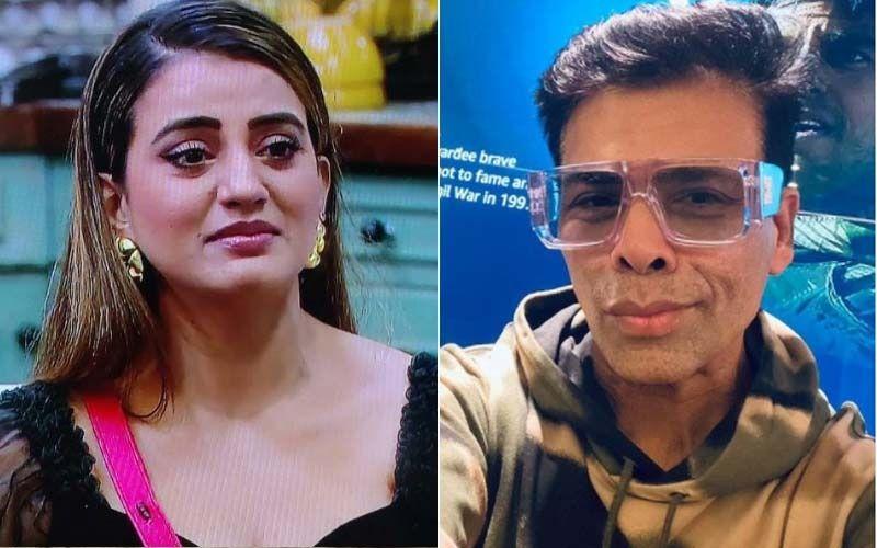 Bigg Boss OTT: 'Miffed' Fans Slam Makers And Karan Johar Over Akshara Singh's Shocking Eviction; Twitterati Say 'Sharam Karlo Thoda'