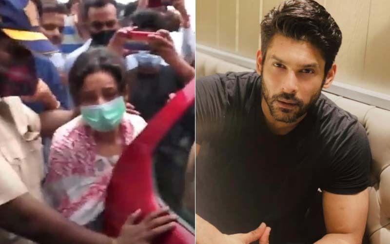 Sidharth Shukla Demise: Shehnaaz Gill Is Still In A Shock, Isn't Sleeping And Eating Well; Cannot Be Left Alone-Report