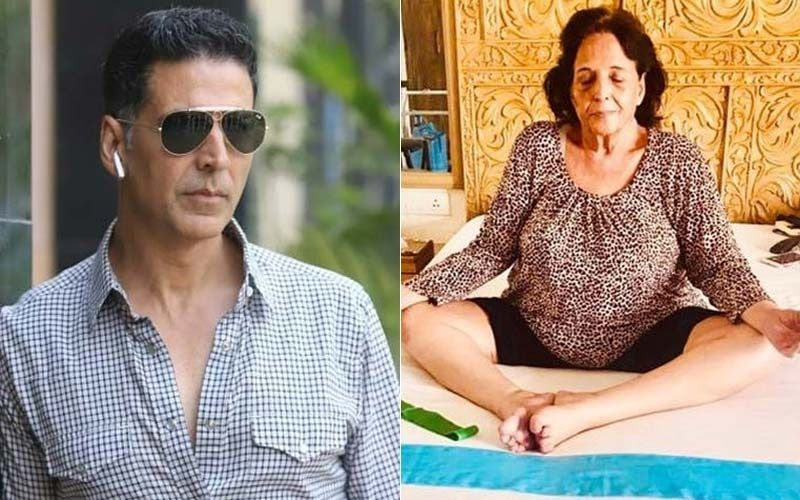 Akshay Kumar's Mother Critical And Admitted To ICU; Actor Rushes Back To Mumbai From Shoot In UK: Report