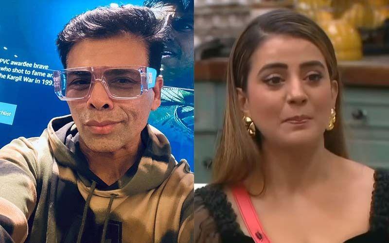 Akshara Singh Calls Karan Johar 'Biased'; Says Shamita Shetty Gets Most Exposure On Bigg Boss OTT's 'Weekend Ka Vaar' Episodes