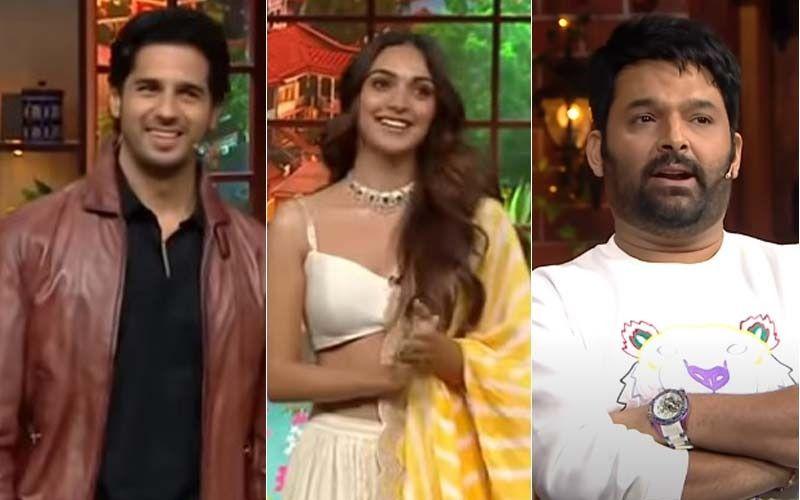The Kapil Sharma Show: Sidharth Malhotra Gets Possessive As Kapil Sharma Flirts With Kiara Advani: Says 'Bhaiyya Ka Hi Ghar Hai'