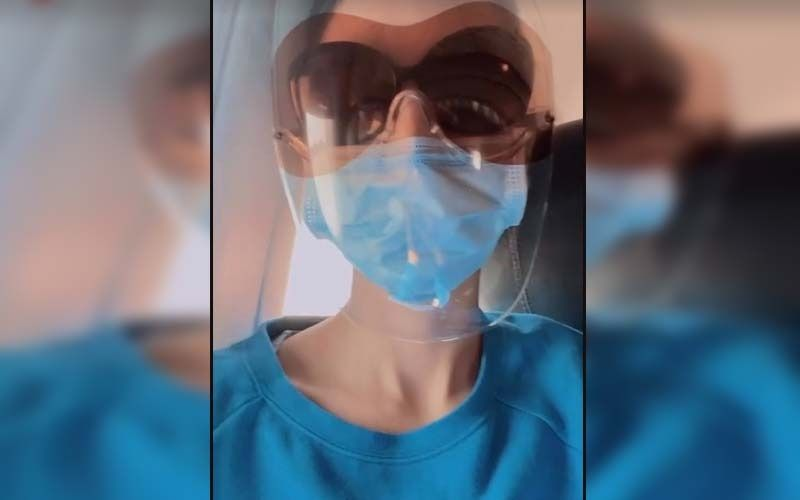 Tiger 3: Katrina Kaif Sends 'Greetings' From Turkey As She Drops Her Candid Video From The Flight; Actress Looks Unrecognisable-Watch