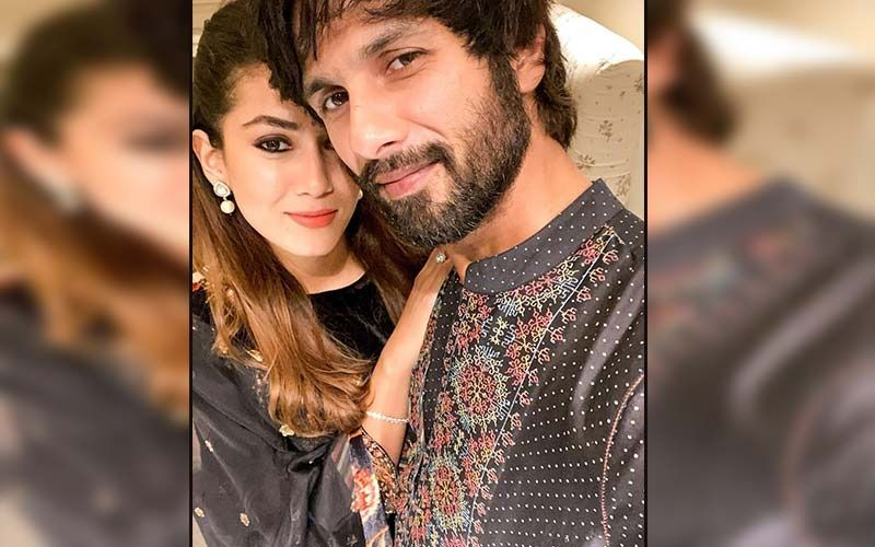 Shahid Kapoor Pens An Endearing Birthday Wish For Wife Mira Rajput Kapoor; Says 'You Are The Centre Of My World'