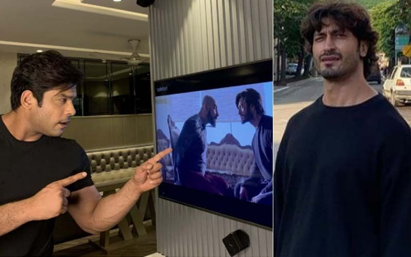 Remembering Sidharth Shukla: Vidyut Jammwal To Pay A Heartfelt Tribute To The Late Actor Via An Instagram Live, Titled 'A Tribute The Way I Knew Him'