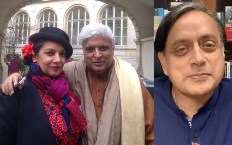 Shabana Azmi Defends Husband Javed Akhtar's Dig At Shashi Tharoor; Actress Asks Trolls To 'Just Chill', Says 'Remark Was In Pure Jest'