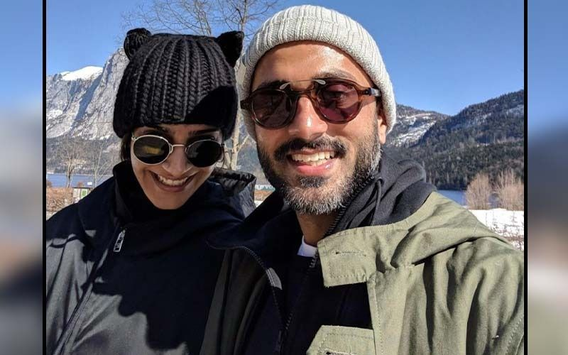 Sonam Kapoor's New Photoshoot Has Hubby Anand Ahuja Worried; Check Out His Epic Reaction