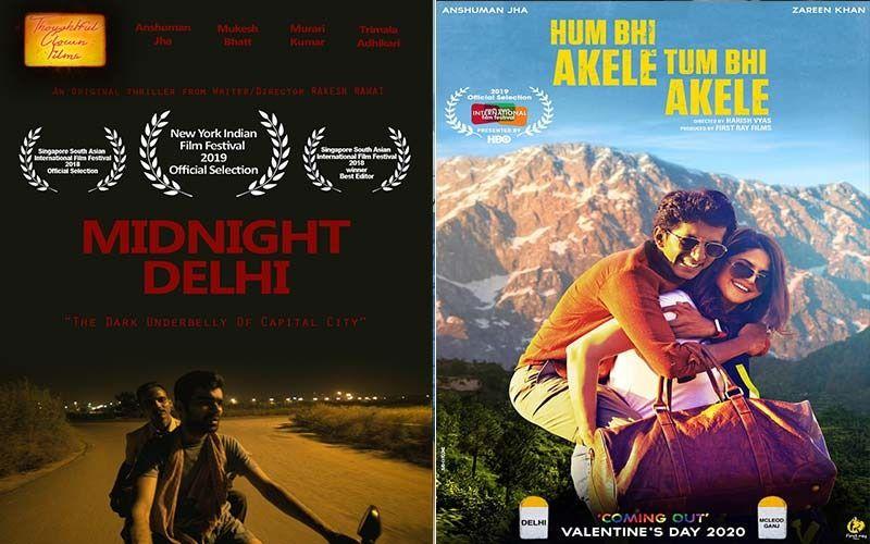 Anshuman Jha's Midnight Delhi And Hum Bhi Akele Tum Bhi Akele, Co-Starring Zareen Khan, Bag A Spot Each At The IIFFB 2021