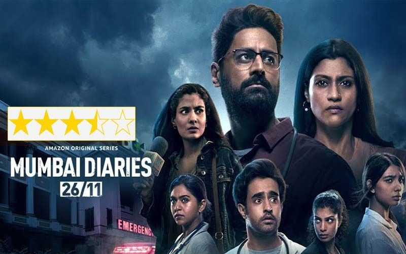 Mumbai Diaries 26/11 Review:The Series Is Moving In Spite Of The Gaping Wounds