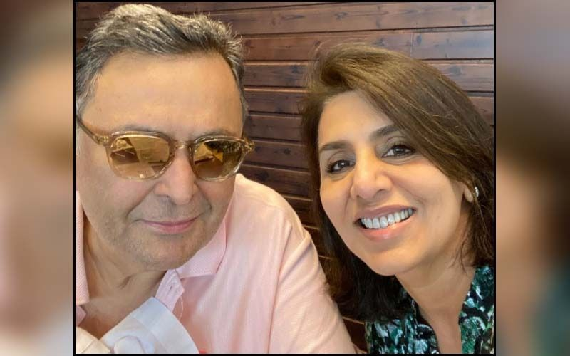 Ganesh Chaturthi 2021: Neetu Kapoor Remembers The Late Rishi Kapoor With A Throwback Pic; Says 'He's Celebrating In Heaven'