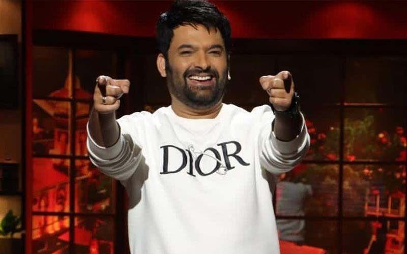 The Kapil Sharma Show BTS: Archana Puran Singh Turns In House Pap, Presents Kapil Sharma's Impromptu Funny Act; Calls Him 'Content King'