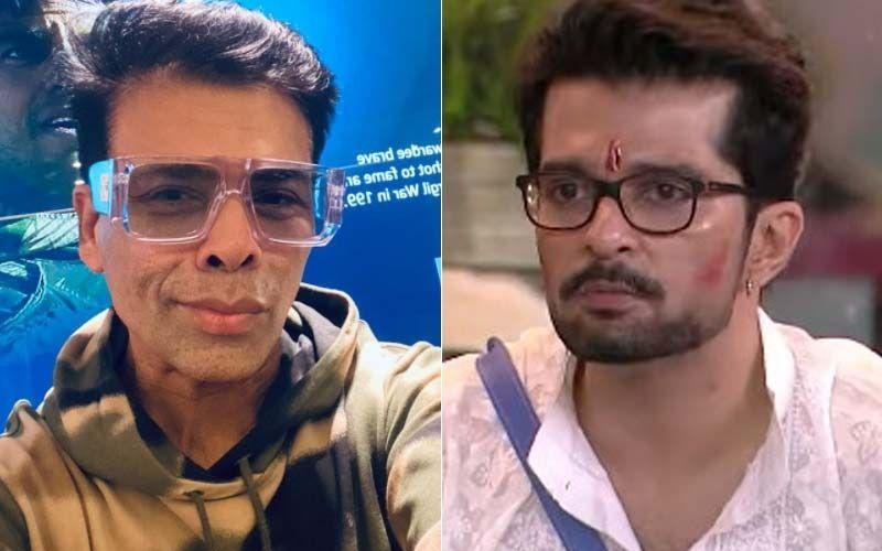 Bigg Boss OTT Sunday Ka Vaar: Karan Johar Slams Raqesh Bapat Over His 'Sexist Remark'; Calls The Actor An 'Escapist'