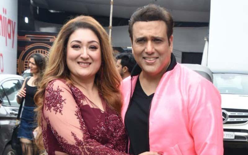 Govinda's wife Sunita Ahuja Calls Him 'Unromantic', Actor Fails To Guess Wife's Nail Polish Colour