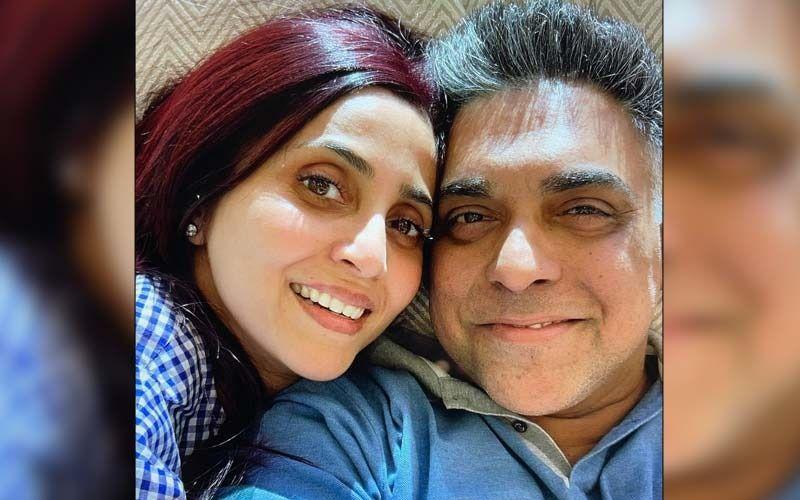Ram Kapoor's Wife Gautami Kapoor Drops An Unseen PIC From Their Honeymoon; Fans Go Gaga Over The Actor's Lean Look