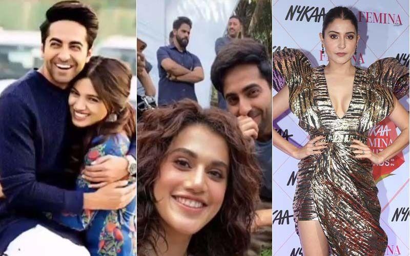 Happy Birthday Ayushmann Khurrana: Anushka Sharma, Taapsee Pannu, Bhumi Pednekar And Others Post Heartfelt Wishes For The Actor