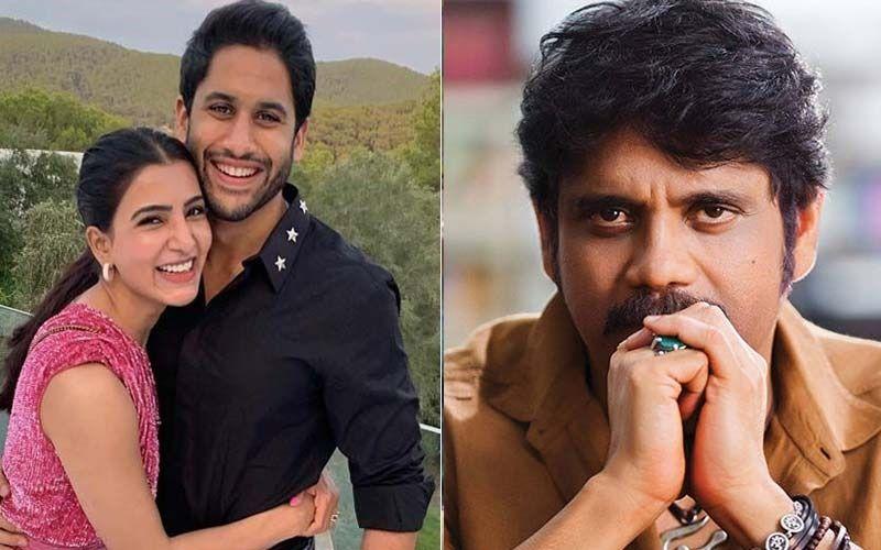 Samantha Ruth Prabhu Calls Nagarjuna Father-In-Law In New Tweet Amidst Divorce Rumours With Naga Chaitanya