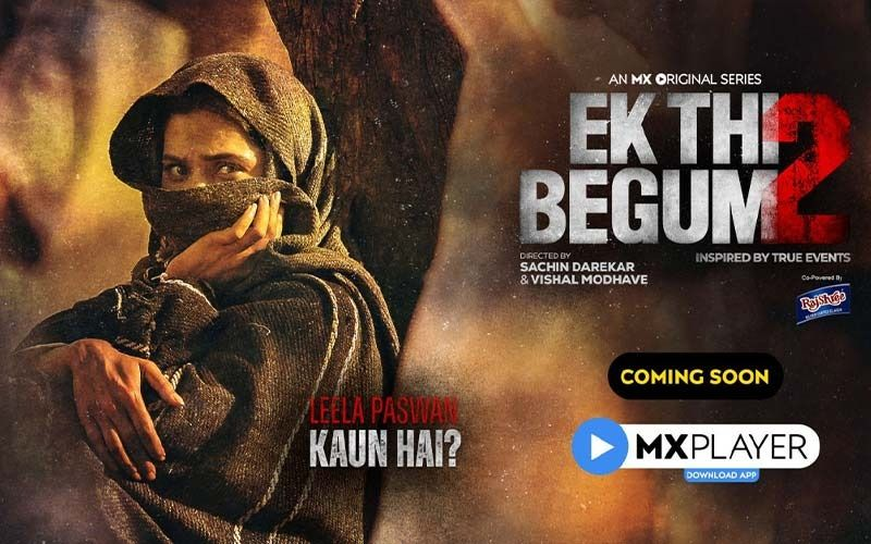 Ek Thi Begum Season 2 Trailer OUT: Crime Drama Series Starring Anuja Sathe Returns With A New Season; To Release On THIS Date