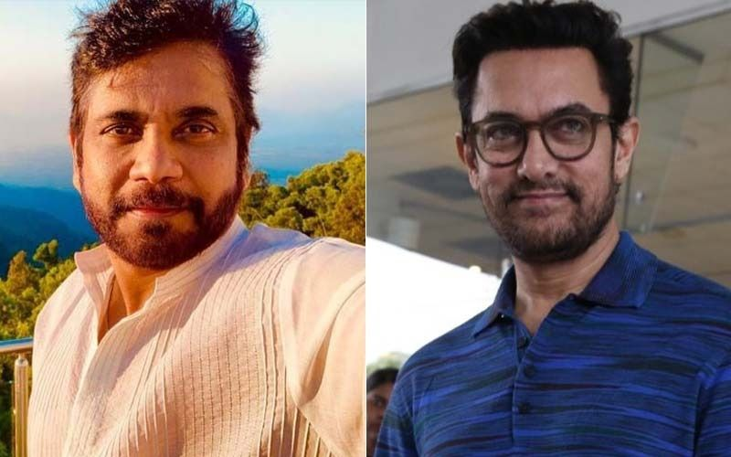 Why South Superstar Nagarjuna Became Emotional During A Dinner With Aamir Khan