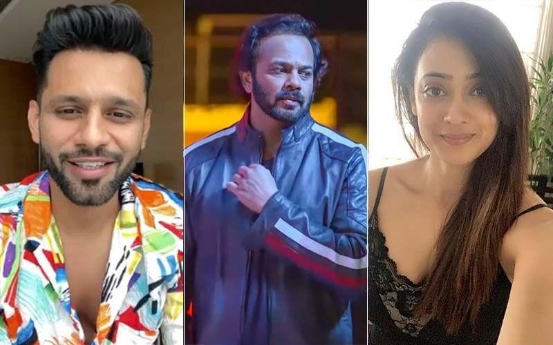 Khatron Ke Khiladi 11: Rohit Shetty Lashes Out At Rahul Vaidya And Shweta Tiwari For Aborting The Finale Tasks, Says, 'I Don't Like Your Attitude'