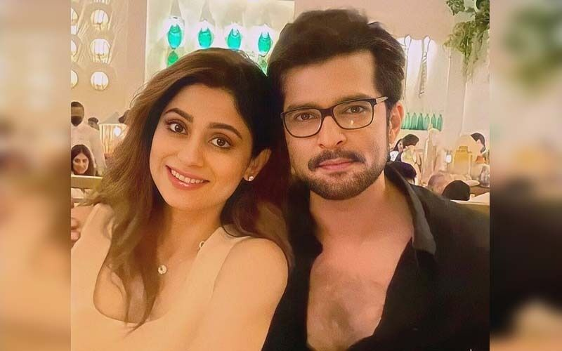 Shamita Shetty And Raqesh Bapat Cannot Stop Smiling And Blushing In New Video; ShaRa Fans Cannot Stop Gushing Over Their Chemistry-WATCH