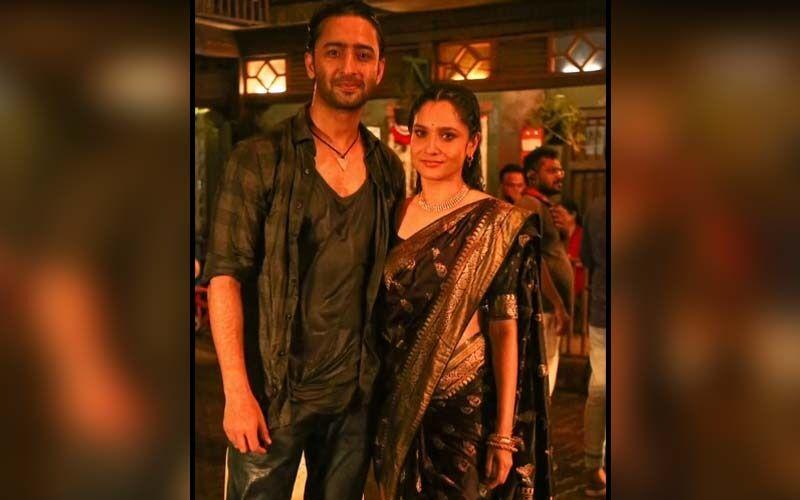 Pavitra Rishta 2: Ankita Lokhande Recalls The First Scene She Shot With Shaheer Sheikh-WATCH BTS Video